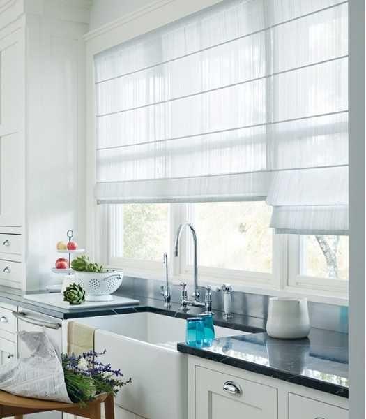 Modern Kitchen Window Treatment How To Create Modern