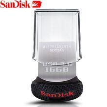 US $6.10 SanDisk 100% Original USB Flash Drive otg pendrive 128gb 64gb 32GB 16gb mini USB Pen Drive USB 3.0 high Speed 130MB/S Flash Disk. Aliexpress product