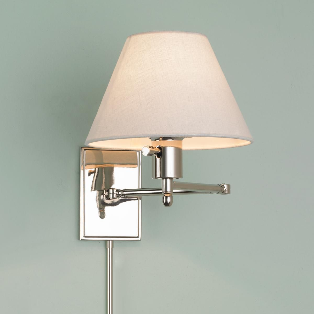 Simply Divine Swing Arm Wall Lamp Master Bedroom Swing Arm Wall