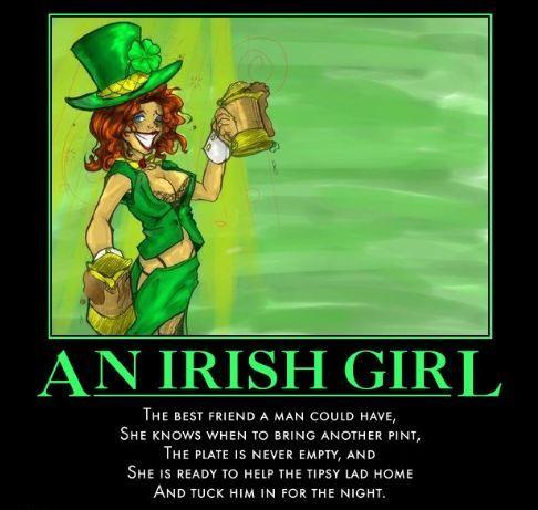 An Irish Girl Irish Funny Irish Poems Irish