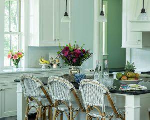 Kitchen. Kitchen stools. Kitchen Bistro stools. #kitchenstools #bistrostools Hendel Homes