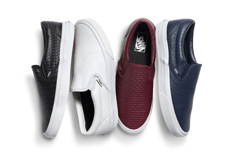 4b9c3a9fa2b9d2 Vans 2015 Spring Summer Classic Slip-On Collection