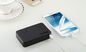Groupon - Noontec Cubee 10,000mAh Power Bank in [missing {{location}} value]. Groupon deal price: $19.99