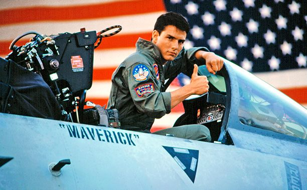 The 20 Best Summer Blockbusters of All Time: 'Top Gun' | EW.com