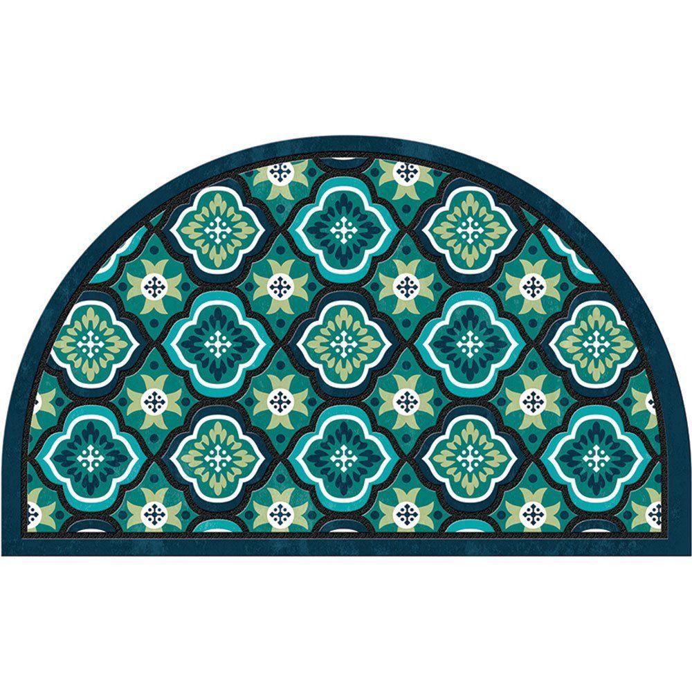 buyMATS Masterpiece Medallion Tiles 1/2 Round -- Click on the image ...