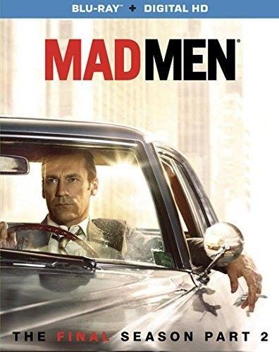 Mad Men Season Seven Part 2 BluraySeason