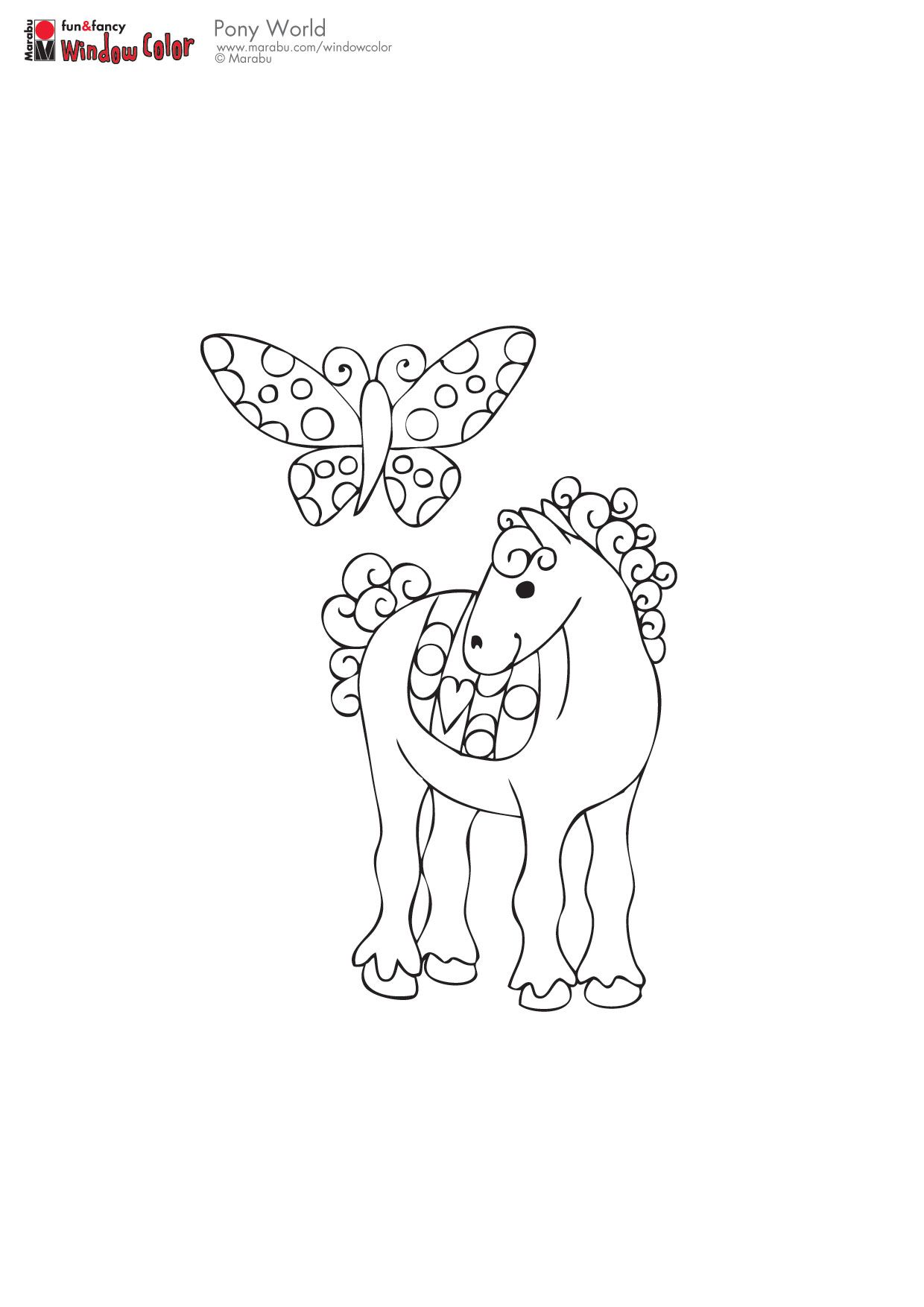 Ausmalbilder Mia And Me Element Einhörner : Horse Butterfly Coloring Pages Animals Pinterest Butterfly