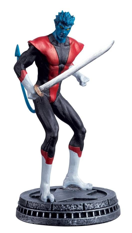 Marvel Chess #37 Nightcrawler.