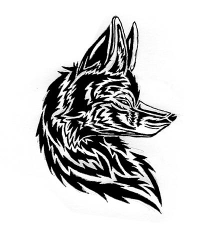 Tribal Fox Tattoo Designs Tribal Fox Tattoo For Men Fox Tattoo Design Fox Tattoo Tribal Fox