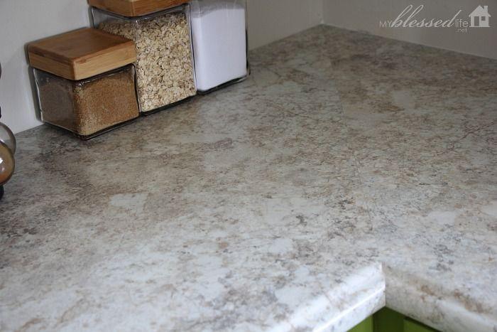 Beautiful Laminate Countertop With Undermount Sink Laminate