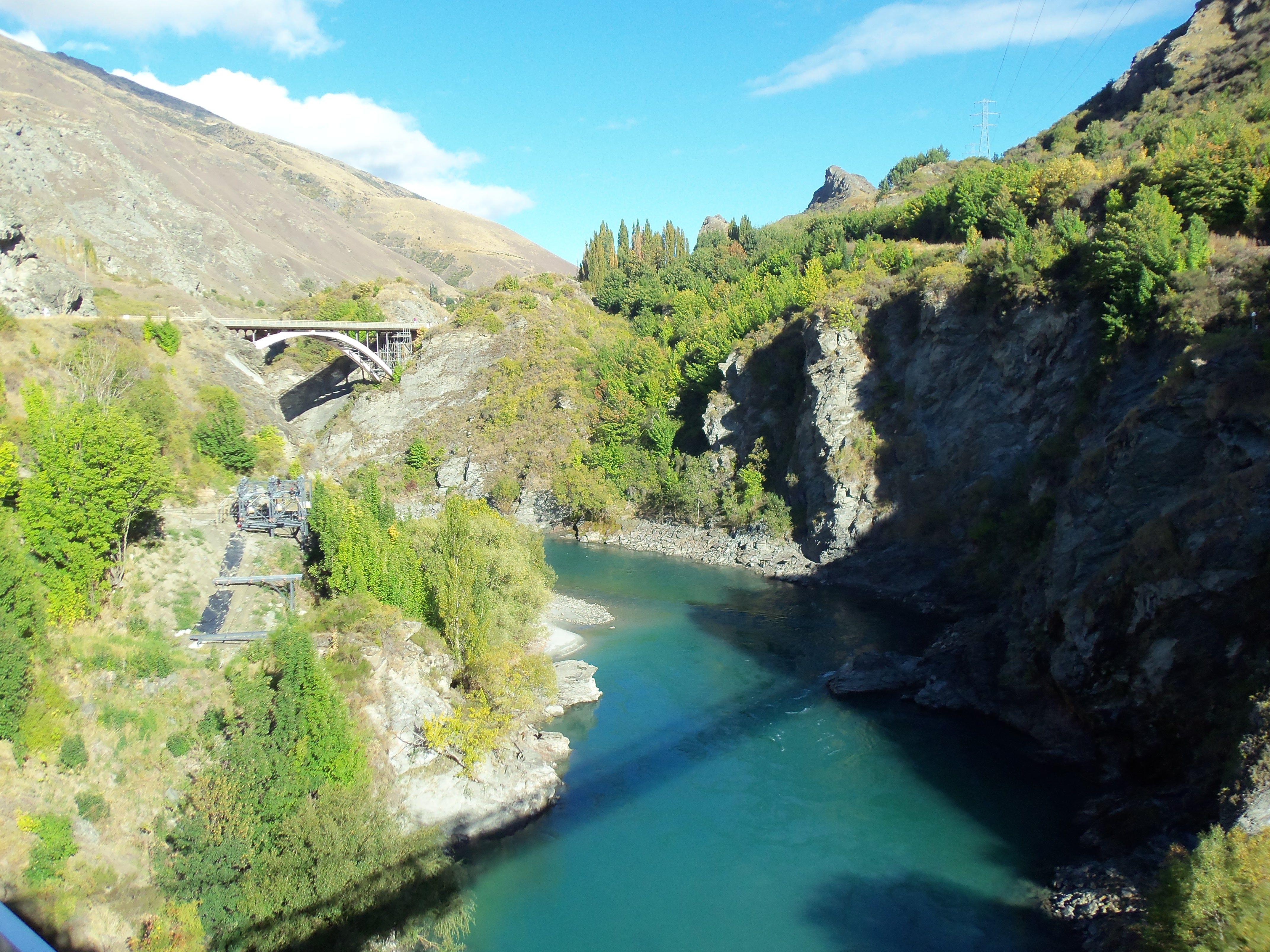 Un paisaje inolvidable New Zeland