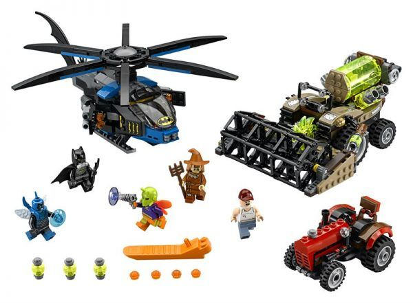 New LEGO DC Comics Sets