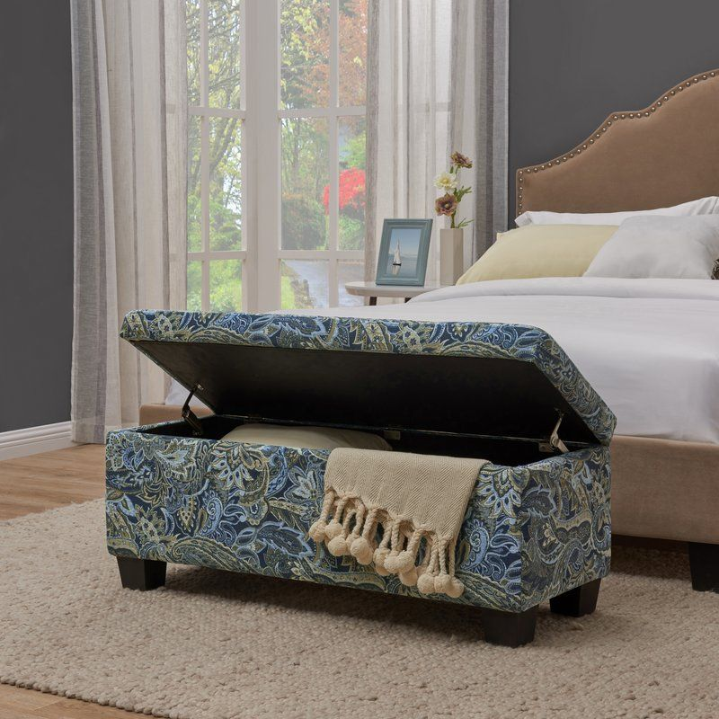 Prime Pelayo Tufted Storage Ottoman In 2019 Bathroom Tufted Squirreltailoven Fun Painted Chair Ideas Images Squirreltailovenorg