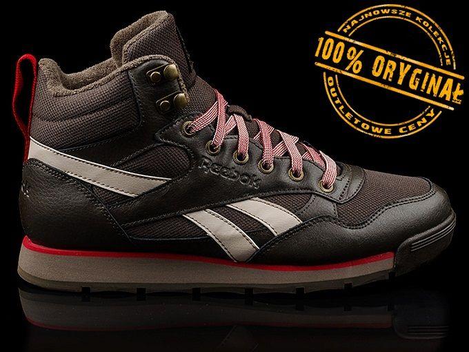 Buty Reebok Royal Hiker M42015 Kurier R 45 Reebok Royal Reebok Sneakers