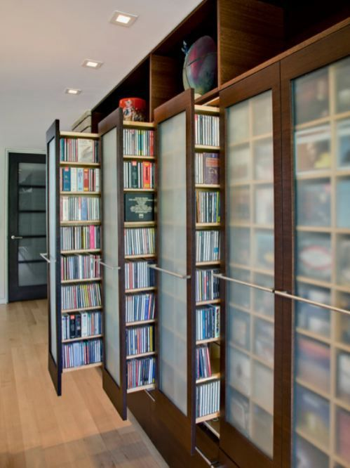 Closed Library Books Are Easily Accessible But Cleaner My Dream House Embly Required 27 Photos