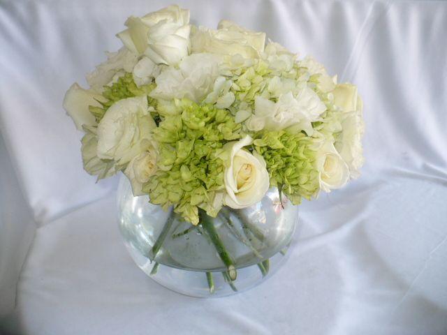 Jardin Floreria Centros De Mesa Wedding Flowers Flowers Glass Vase