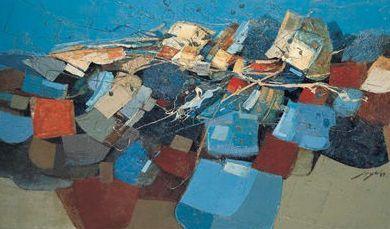 Jos 233 T Joya Kulay Diwa Art Painting