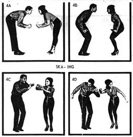 50's dance moves teach a dance as game. This has Mendy written ALL over it!!!