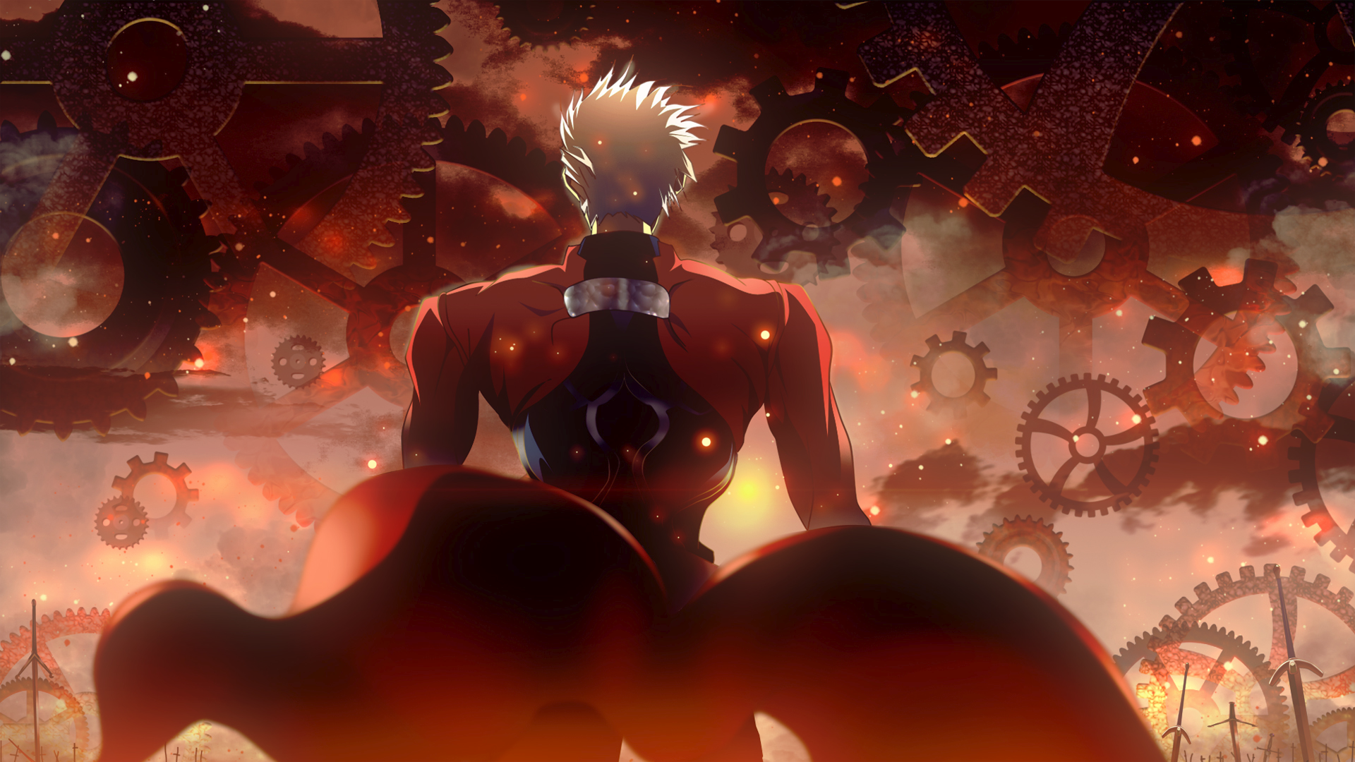 Fate Series Archer Fate Stay Night Fate Stay Night Wallpapers