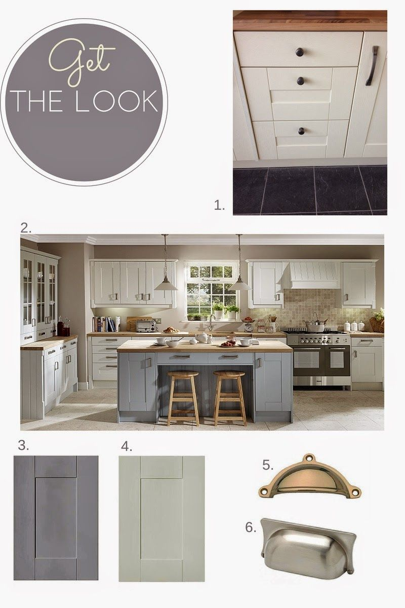 Classic Painted Shaker Kitchens. From our blog.   Kitch ideas ...