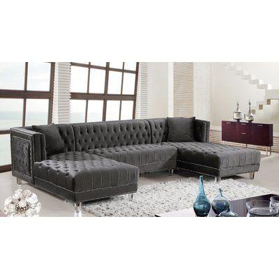 shop wayfair for all the best sectional sofas enjoy free shipping rh pinterest com