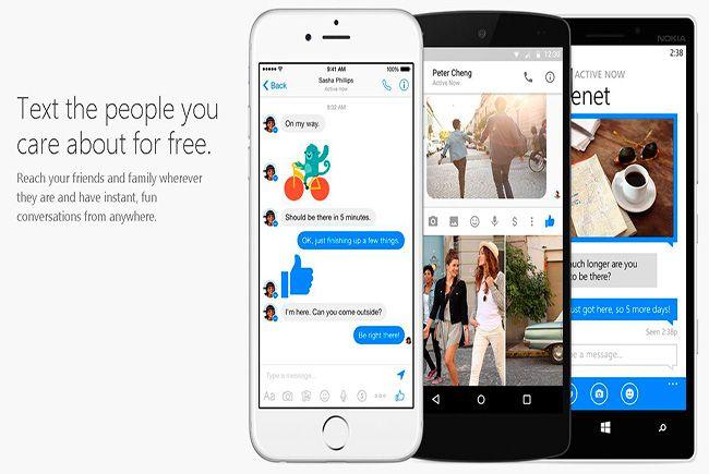 #Facebook lanza la interface web para #Messenger #redessociales #socialmedia #interfaceweb #app #méxico