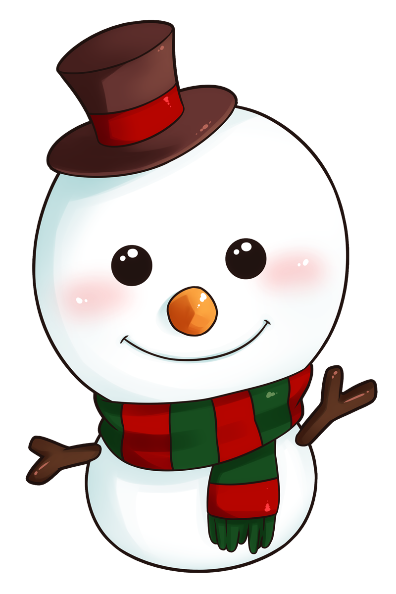 Snowman Clip Art & Images Free for Commercial Use Page