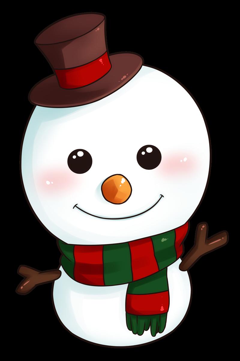 Snowman Clip Art  for Melting Snowman Clipart  153tgx