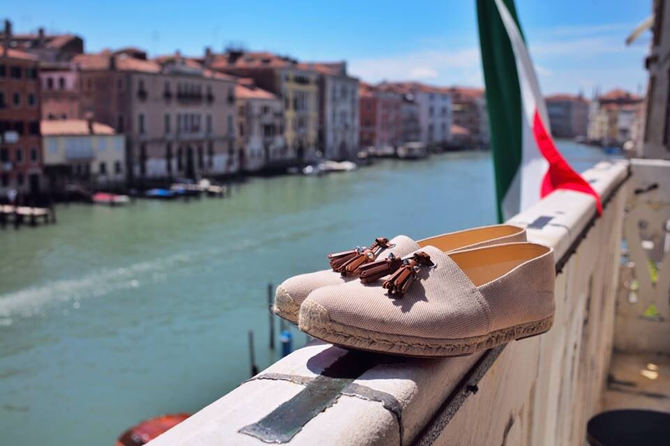 christian louboutin in venice