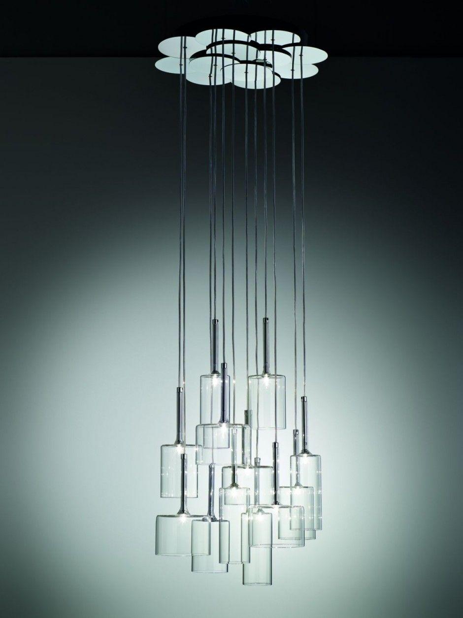 Spillray Pendant Lamps from Axo Light