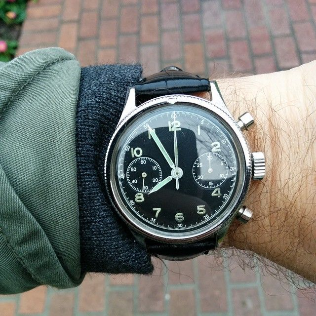 What S On Your Wrist 1954 Breguet Type 20 French Air Force Issue Womens Watches Luxury Vintage Watches Watches For Men
