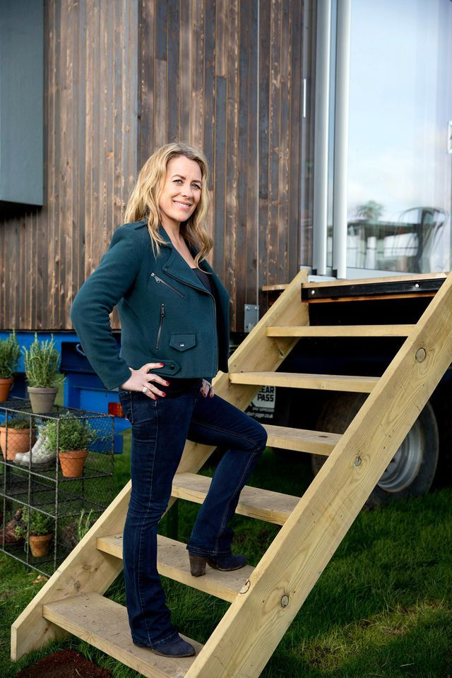 Sarah Beeny on How To Live Mortgage Free 'It's about