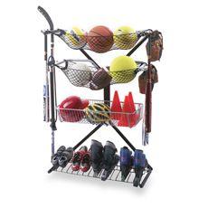 RacorPro X-Rack Sports Equipment Organizer - Bed Bath & Beyond