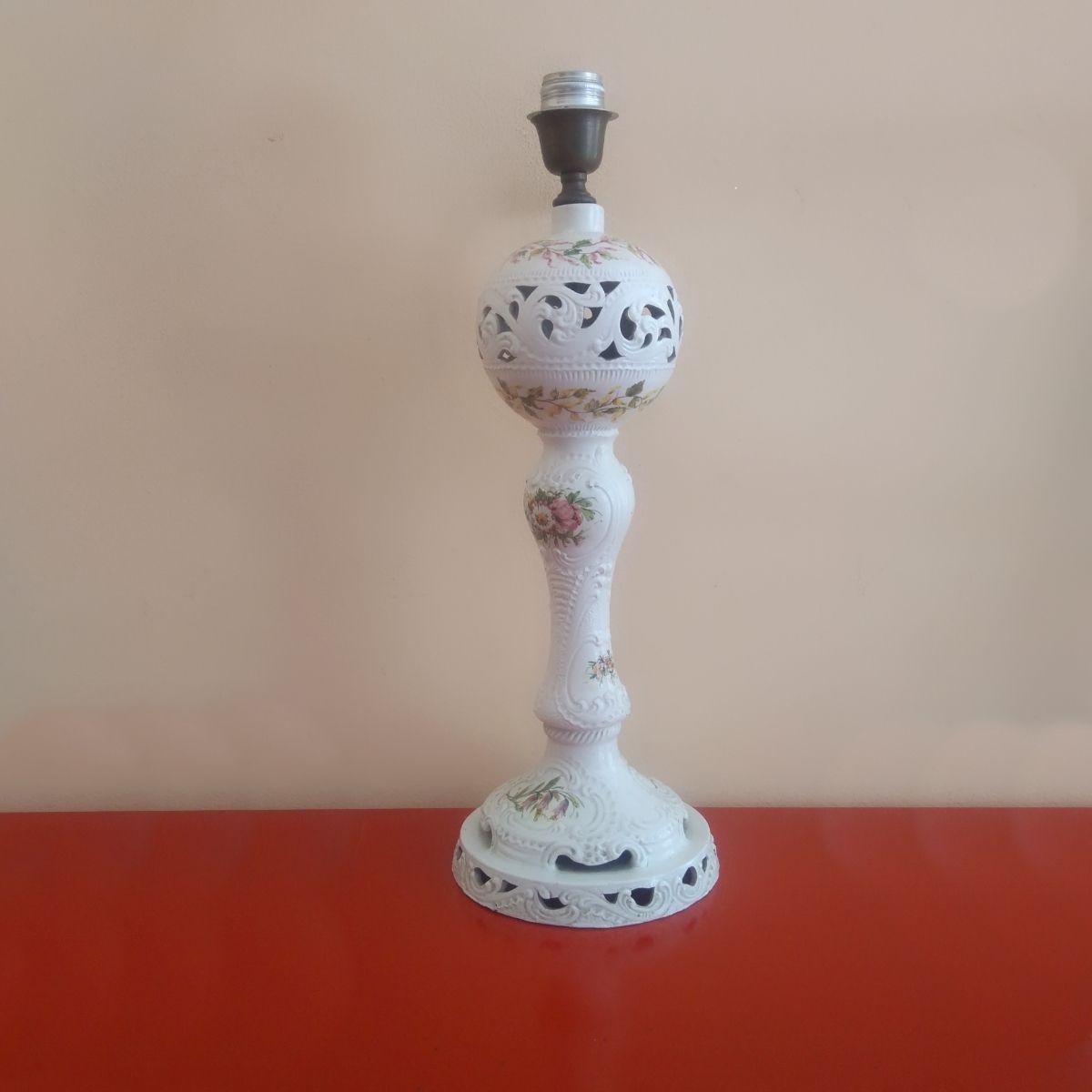 Lampadario Ceramica Di Bassano.Base Per Lampada Da Tavolo Ceramica Di Bassano Qualche Proposta