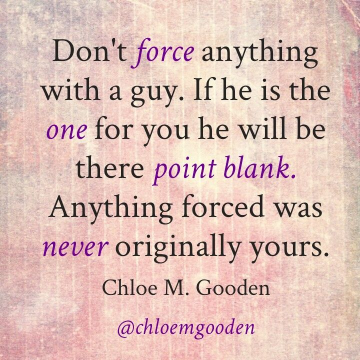 dating advice quotes god will work