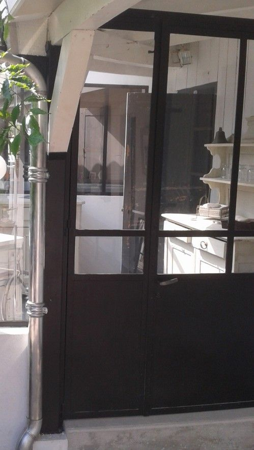 Verrire Style Atelier Artiste Usine  Portes    Verrire