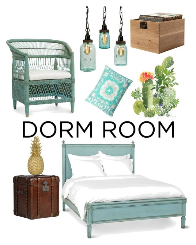 """""""Untitled #215"""" by rosapinki on Polyvore featuring interior, interiors, interior design, home, home decor, interior decorating, Redford House, Goodnight Light and Pottery Barn"""