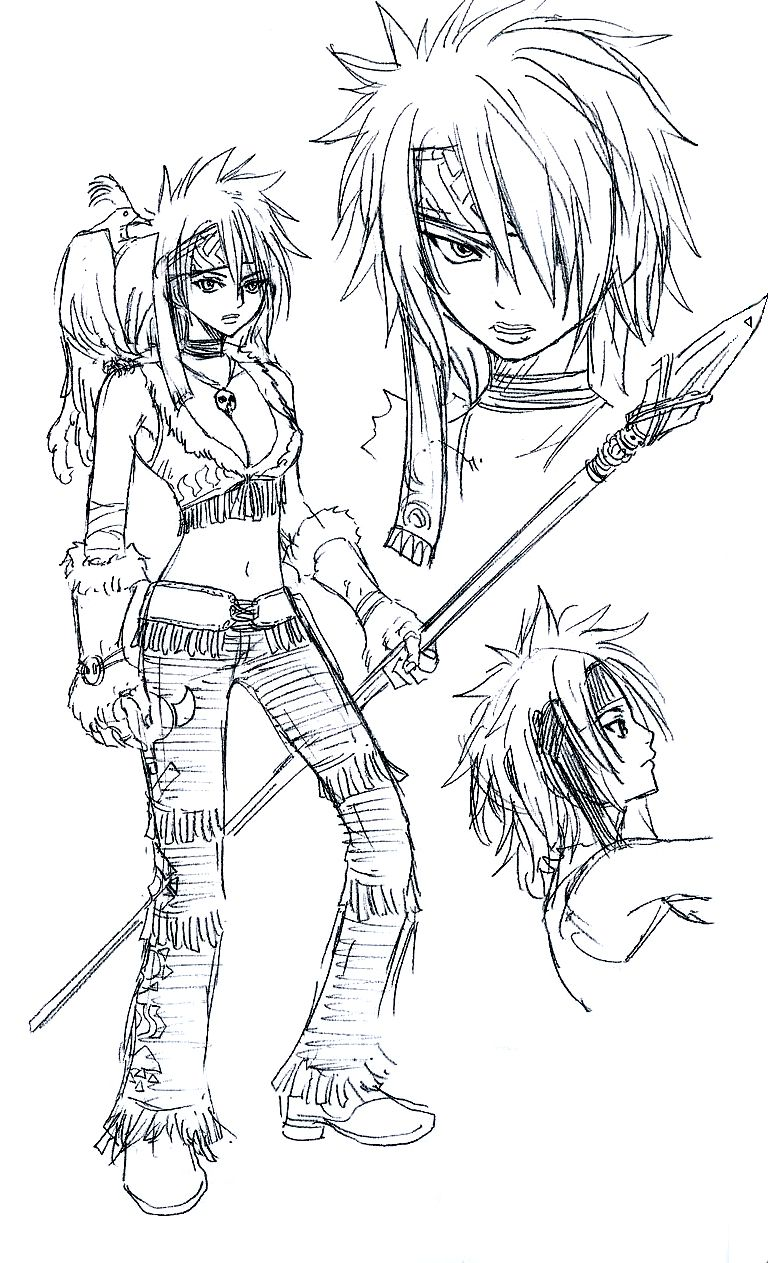 Erza Scarlet   Concept art, Fairies and Art