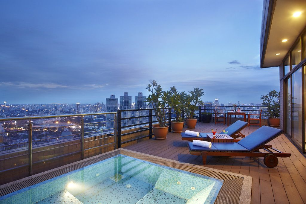 Find Luxury Nyc Penthouse Dream House New York