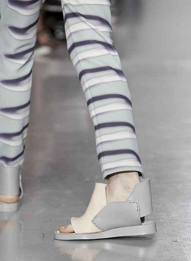 As did these sculptural mandals. | 29 Random, Fabulous, And Bitchy Things That Happened At The Men's Fashion Shows In London