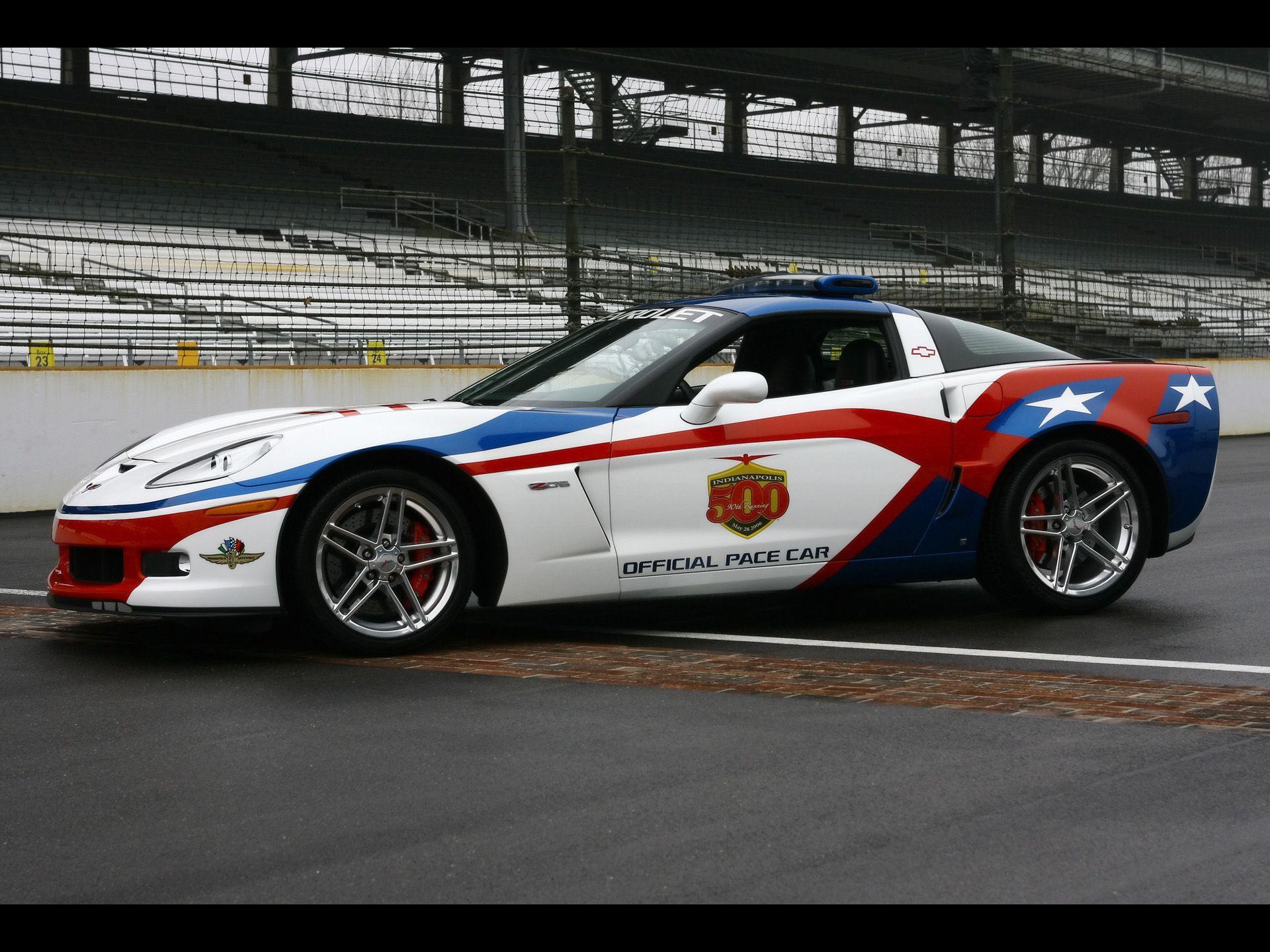 Diecast king maisto 1998 chevrolet corvette indy 500 pace car - 2006 Chevrolet Corvette Z06 Indianapolis 500 Pace Car