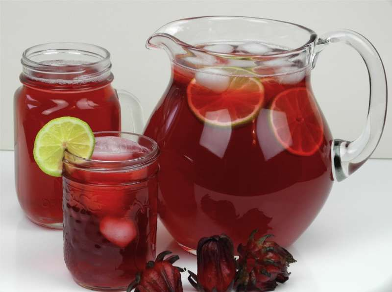 One of the most traditional of Caribbean drinks - Sorrel ...