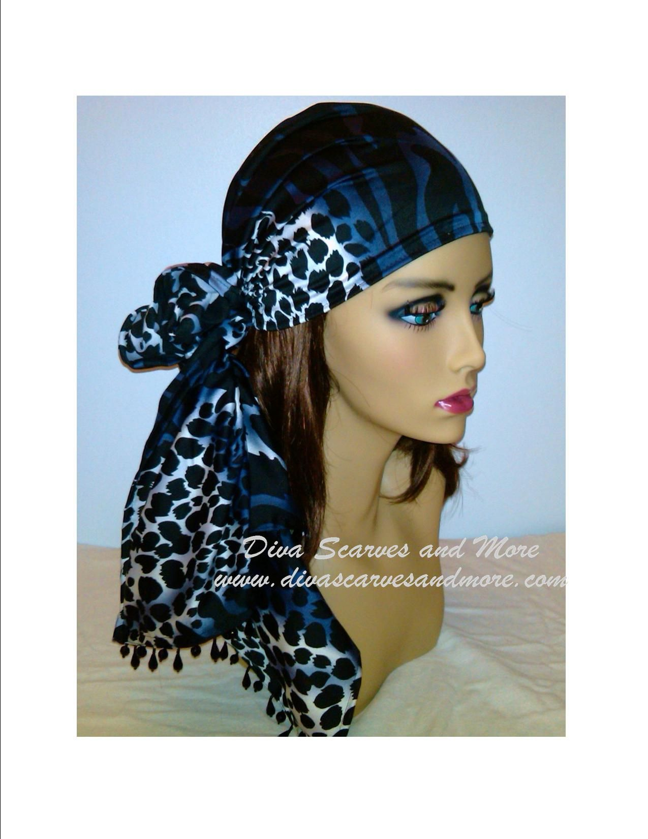 Great For Women To Wear Under Motorcycle Helmets Or Those Battling Hair Loss Due Medical Conditions Such