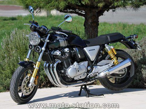 Essai Honda CB 1100 RS Par Moto Station