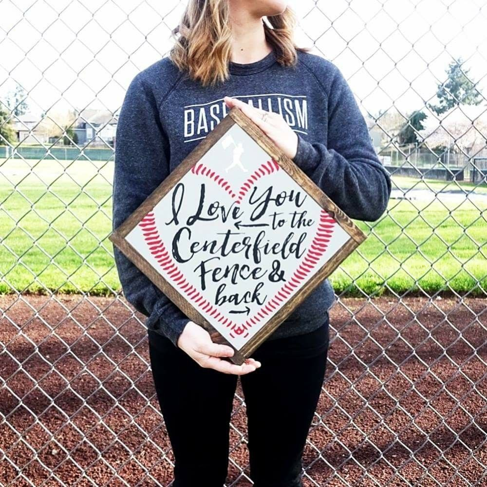 Cute baseball wedding sign Softball wedding, Baseball