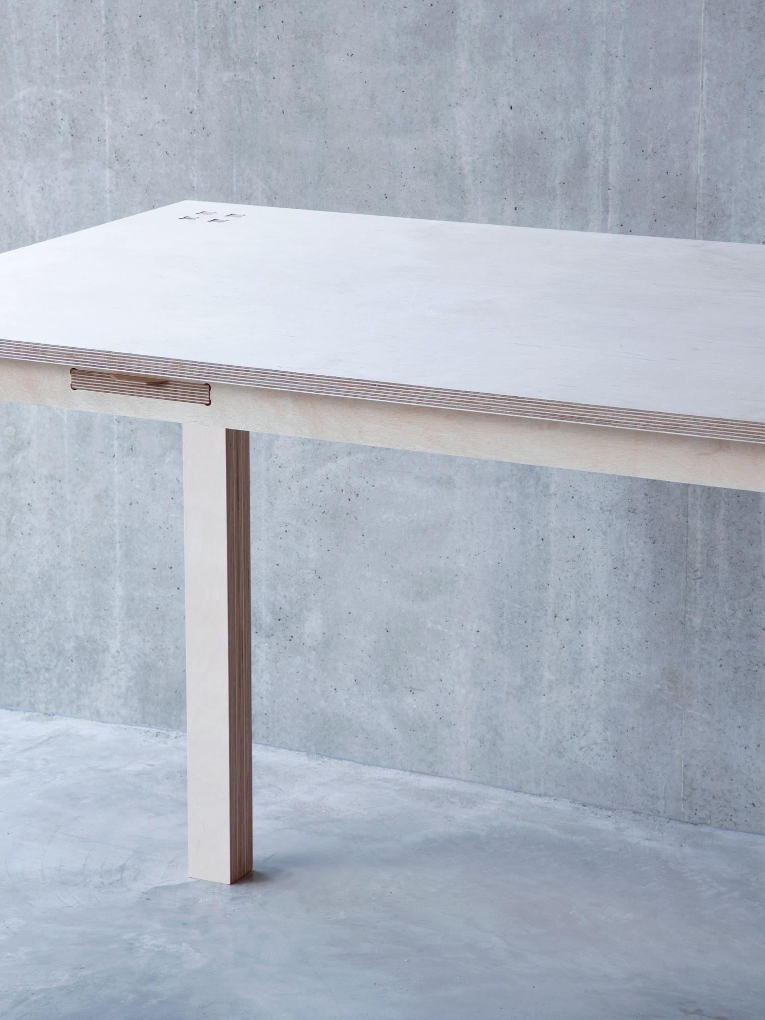 Open Desk Cc Custom Work Desk