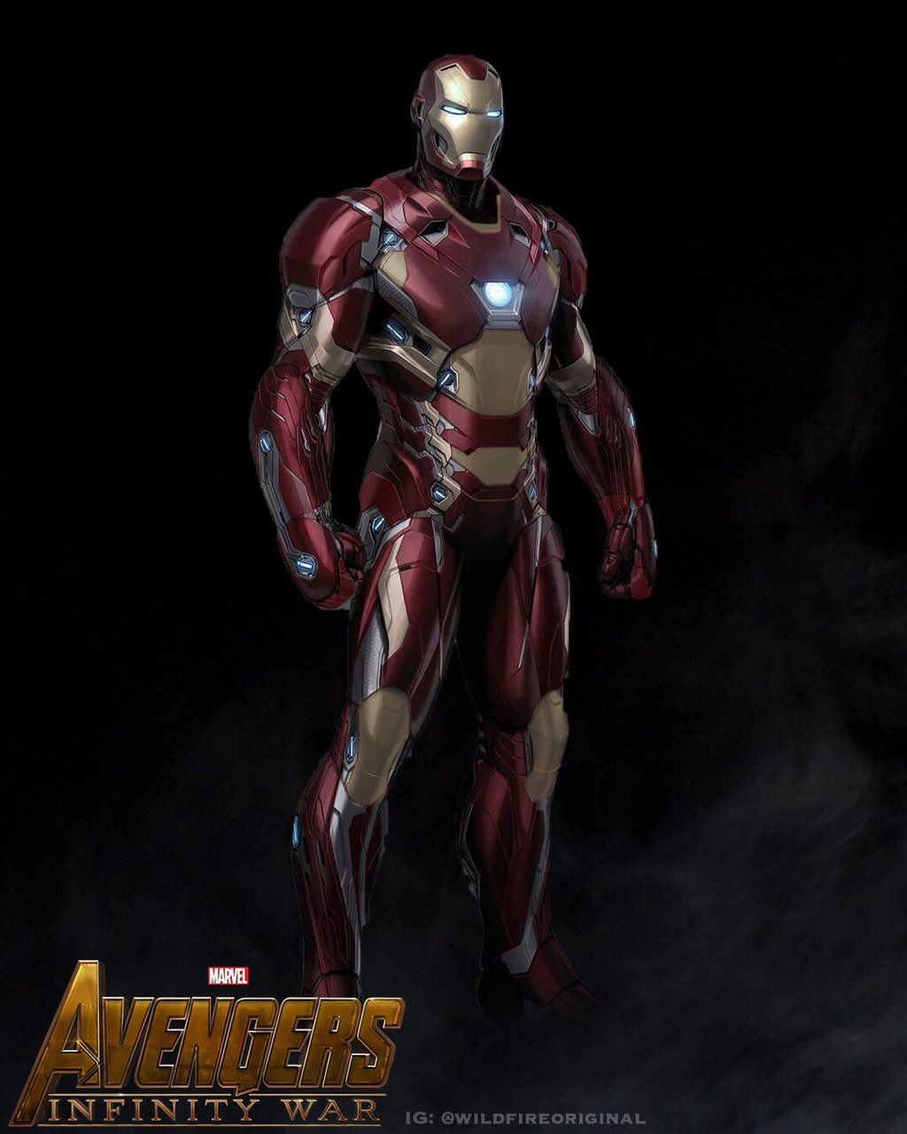 Image Result For Ironman Suits In Infinity Wars Marvel Iron Man