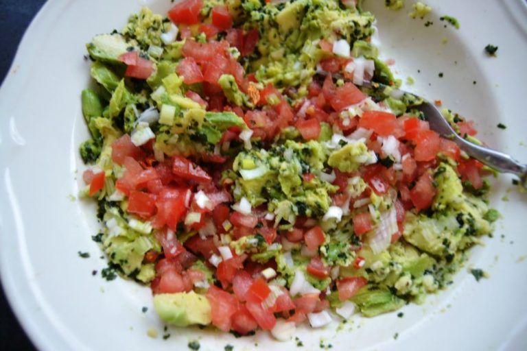 Original Guacamole Rezept Aus Kolumbien Rezept Guacamole Rezept Guacamole Rezepte