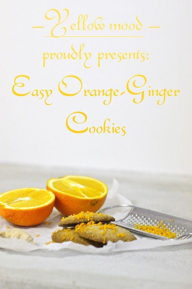 Gluteenittomat appelsiini-inkiväärikeksit ja granaattiomena-karpalokeksit - Jolie