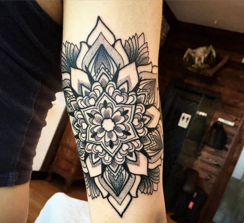 Tatuajes Mandalas Para Hombres Tat Pinterest Tattoos Mandala